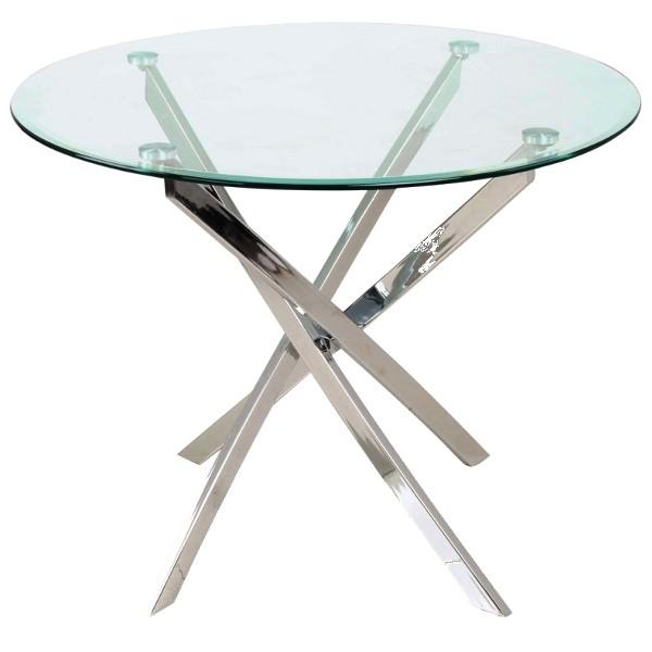 Tisch Agis Rund Glas