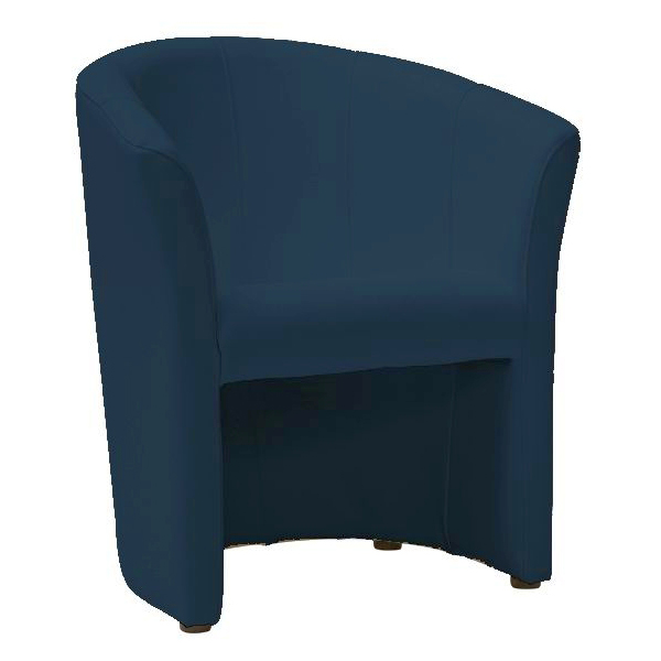 Sessel tm 1 dunkelblau loft industrial design stil - Sessel industrial ...