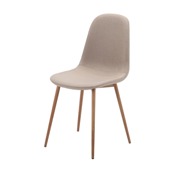 Stuhl fox beige skandinavisch st hle esszimmer m bel online kaufen - Stuhl skandinavisch ...